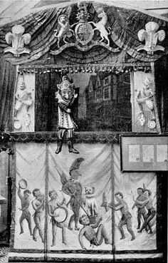 Jesson's Punch and Judy Fit-Up