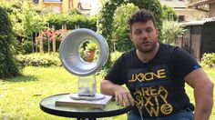 Homemade Bladeless Fan by Rulof Maker
