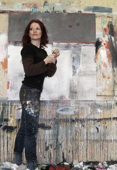 hafen2, abstrakte kunst, Conny Niehoff, expressive kunst, auftragsmalerei, moderne malerei, abstrakte malerei kaufen, bilder