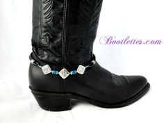 Boot Bracelets, Gifts for Women, Boot Jewelry, Boot Accessories, Boot Bling, Christmas Gifts for Her, Cowgirl Boot Jewelry, Boot Chains by Bootlettes on Etsy