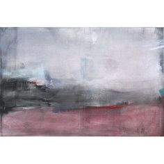 "East Urban Home Mellow by Michelle Oppenheimer Painting Print on Wrapped Canvas Size: 8"" H x 12"" W x 0.75"" D"