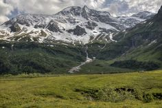 Mountainscape by *AustriaAngloAlliance on deviantART