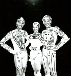 TRON (1982)  Jeff Bridges produced too much of a bulge in the crotch area in his computer outfit, so he was forced to wear a dance belt to conceal it.