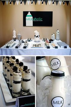 Umm, if I ever throw a full blown baby shower for someone- this WILL be my theme! Adorable!