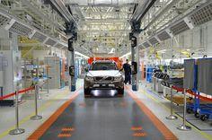 Volvo Cars apuesta por China ampliando su fábrica de Daqing para convertirla en una de la más avanzada del país, donde se producirán los modelos más innovadores de la gama basados en la arquitectura SPA ('Scalable Product Architecture'). La marca prevé vender 200.000 vehículos en ese mercado.