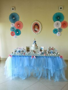 My Love Familia: Festa Cinderela da Valentina - Cinderella Party for Valentina 5th Birthday, Birthday Cake, Birthday Parties, Enchanted Forest Book, Cinderella Birthday, Cinderella Princess, Princess Party, Sweet 16, Party Themes