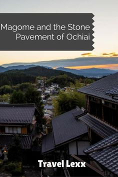 The Nakasendo Way is hardly a secret (it's listed in the top 25 things to do in Japan by Lonely Planet), yet it doesn't feature on many first-time visitors' itineraries. If, like me, you love being active and want to get a taste of rural Japan, a visit to Magome, ...
