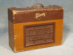 '58 Gibson GA-40, Les Paul Amp.