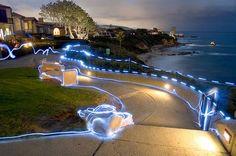 LED flashlight photography tips