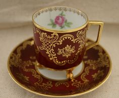 Home is Where the Heart is: Tea Cups