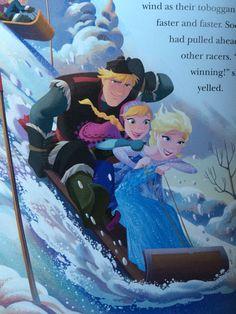 Frozen Anna And Kristoff, Disney Frozen Olaf, Disney Princess Frozen, Frozen Movie, Disney Fun, Jelsa, Jack Frost, Frozen Comics, Elsa Coloring Pages