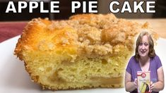 Apple Bundt Cake Recipes, Apple Pie Cake, Apple Recipes Easy, Cake Mix Recipes, Cake Mix Cupcakes, Box Cake Mix, Cake Mix Cookies, Cupcake Cakes, Cake Mixes