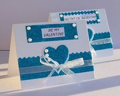 Be my Valentine Be My Valentine, Card Making, Cards, How To Make, Blog, Map, Playing Cards, Maps