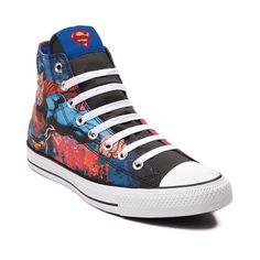 92e8bdf28624 Converse Chuck Taylor All Star Hi Superman Sneaker