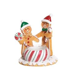 Ginger bread man Novelty Tea Light Holders available from http://www.yankee.co.uk. Designed exclusively for Yankee Candle, these attractive gingerbread men from our festive accessory collection are anything but ordinary.