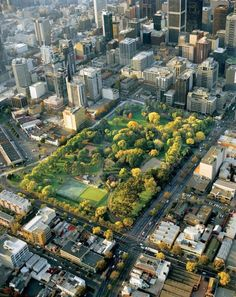 The World's Greatest Urban Parks: Flagstaff Gardens, Melbourne, Australia Melbourne Victoria, Victoria Australia, Parks, Australian Continent, Urban Park, Australia Travel, Wonders Of The World, Food Design, Places To See