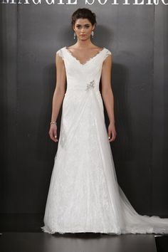 lena by maggie sottero