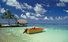 Cook Islands - Manihiki Atoll