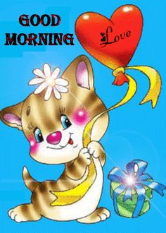 Good Morning Love, Good Morning Quotes, Tweety, Winnie The Pooh, Sonic The Hedgehog, Pikachu, Disney Characters, Fictional Characters, Comics