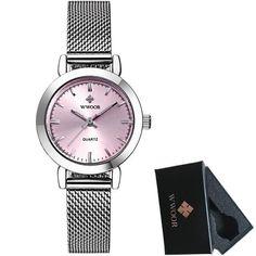 WWOOR Gold Watch Women Watches Fashion Casual Quartz-watch Female Steel Bracelet Luxury Dress WristWatch Reloj Muje Montre Femme