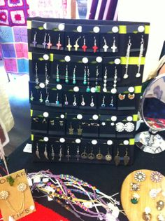 The Hidden Quirks Stall
