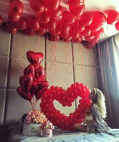 Regalos con globos que necesito recibir este San Valentín