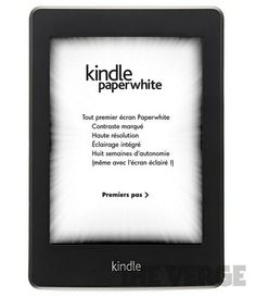 Meet the Amazon Kindle with 'Paperwhite' backlitdisplay