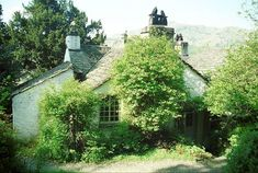 Dove Cottage at Grasmere, William Wordsworth's home from 1799 to 1808