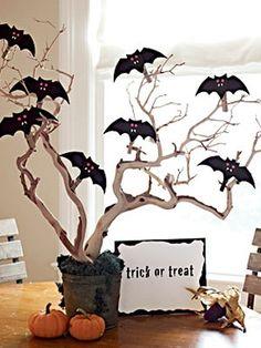 Homemade Halloween Decoration