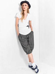 Burda 08/2014/112. Like the shorts and the top (also a burda pattern).