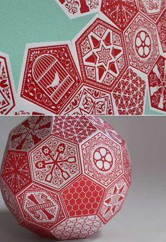 CHINATOWN FLAT BALL BY DAN FUNDERBURGH