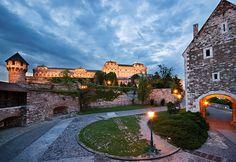Buda Castle, #Budapest, #Hungary