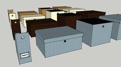 Office Desk Accessories - 3D Warehouse