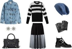 Look # 207: Fashion Week Mood