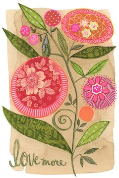 susan black design: botanical
