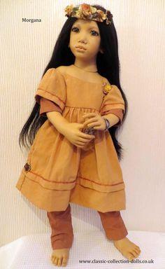 Morgana Doll by Annette Himstedt