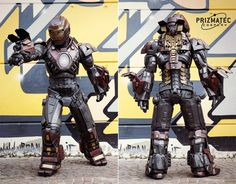 30 Best Iron man Suits Ever Made: Creativity Zone