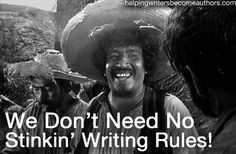 The writing rules can only take you so far.