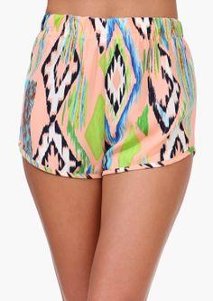 Ikat Trouser Short | Shop for Ikat Trouser Short Online