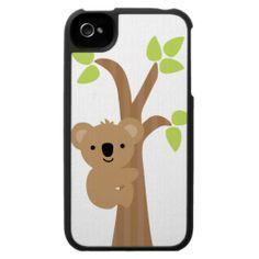 Koala Bear iPhone Case #Koalas #koala #bears #cute #Iphone #zazzle