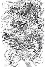 Image result for tattoo japan dragon