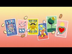 Today's interactive game Doodle celebrates the traditional Mexican card game, Lotería! It's also our second-ever multiplayer experience: Play the game with f. Google Doodle Games, Google Doodles, The Rules, Ux Design, Bingo, Game Art, Doodles Games, Really Fun Games, Illustrator