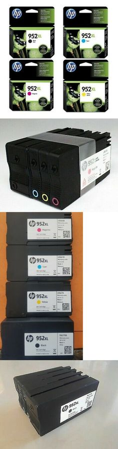 Black or Color HP 62XL High-Yield Single or Multi-Pack Ink Cartridges EXP 2020