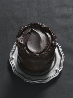 chocolate cake. From forty-sixth at grace. #food #cake #chocolate