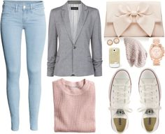 """Pink spring"" by katijaa on Polyvore"