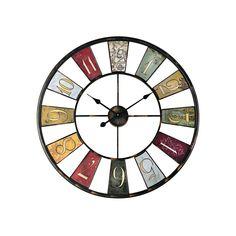 Gut Wanduhr Wheel Jetzt Bestellen Unter: Https://moebel.ladendirekt.de/