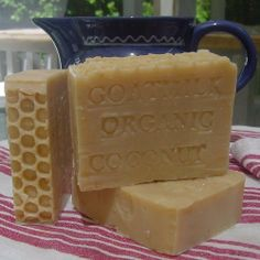 Natural Goat and Organic Coconut Milk with Honey and Oatmeal by Natural Handcrafted Soaps - Plant and Flower- Milk, http://www.amazon.com/dp/B001AKP7SO/ref=cm_sw_r_pi_dp_rGVKqb0S3WDFZ