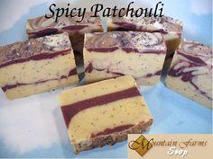 Spicy Patchouli