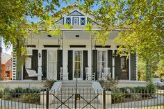 SOLD! 4640 Toulouse Street, New Orleans, LA $575,000, City Park Triangle/Mid City, 4 Bedroom / 3.5 Bath Single Family Home w/ Guest House, New Orleans Real Estate