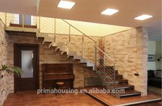 L Shape Stairs, L Shape Stairs Suppliers and Manufacturers at ...